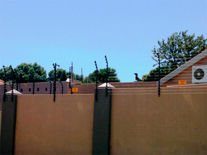 Electric Fence Wire System