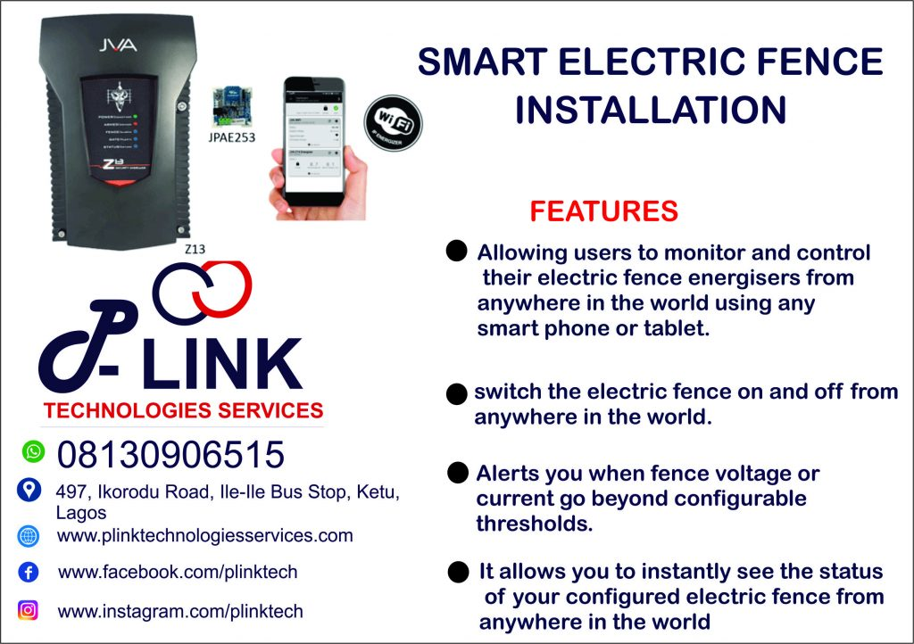 Smart Electric Fence Installation